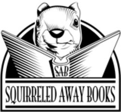 Squirreled Away Books logo
