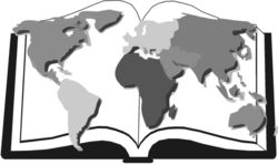 The Wayfarer's Bookshop ABAC/ILAB/PBFA logo