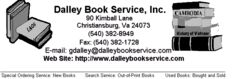 logo: Dalley Book Service