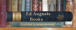 logo: Ed Augusts Books & Readings