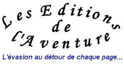 logo: Les Editions de l'Aventure