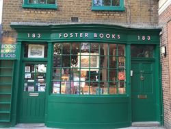 logo: Fosters' Bookshop