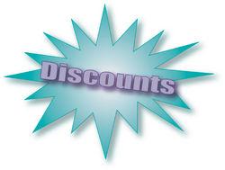 logo: Discounts Books