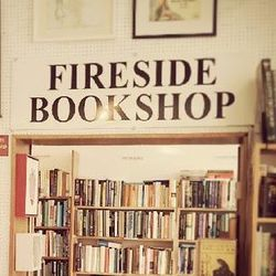 logo: Fireside Bookshop