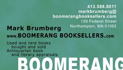 logo: Boomerang Booksellers