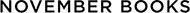 logo: november-books