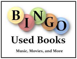 logo: Bingo Used Books