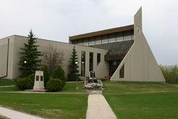 logo: Mennonite Heritage Centre