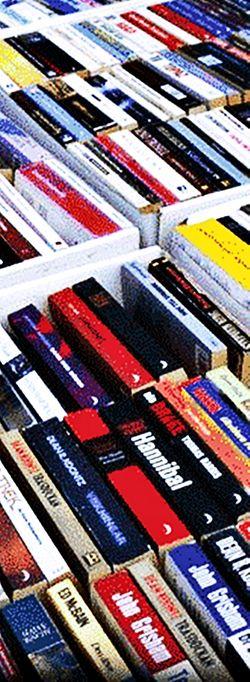 logo: Books Redux