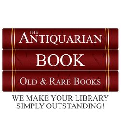 logo: The Antiquarian Book