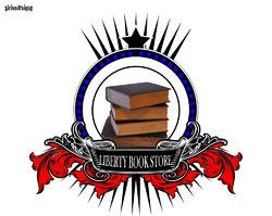 logo: Liberty Book Store IOBA FABA