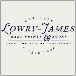 logo: Lowry-James Rare Prints & Books, ABAA