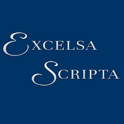 logo: EXCELSA SCRIPTA Rare & Collectible Books
