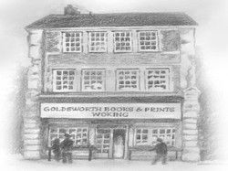 logo: GOLDSWORTH BOOKS & PRINTS LTD