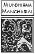 logo: Munshiram Manoharlal Publishers Pvt. Ltd
