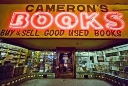 logo: Cameron's Books and Magazines