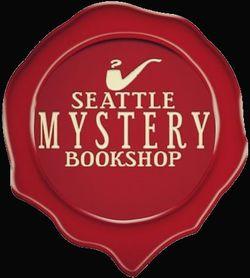 Seattle Mystery Bookshop bookstore logo