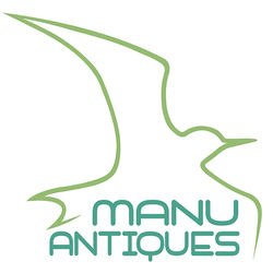 logo: Manu Antiques