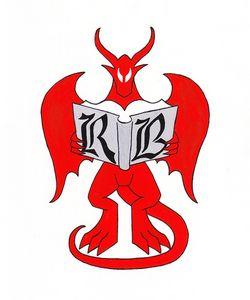 logo: RAIBEARTs BOOKS
