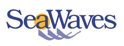 logo: SeaWaves Press