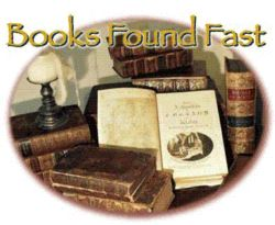 logo: Books Found Fast