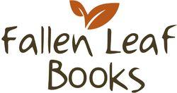 logo: Fallen Leaf Books, IOBA