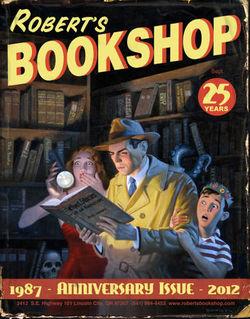 logo: Robert's Bookshop