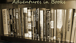 logo: Adventures in Books