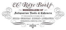 logo: E. C. Rare Books