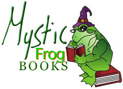 logo: Mystic Frog Books
