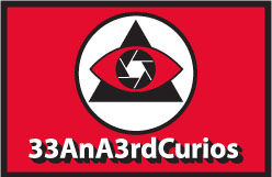 logo: 33ana3rdCurios