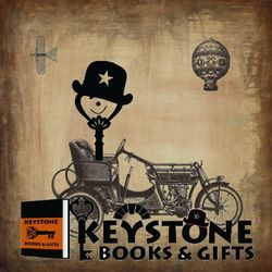 logo: Keystone Books & Gifts