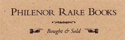 logo: Philenor Rare Books