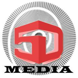 logo: 5D Media
