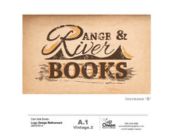 logo: Range & River Books