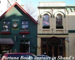 Fortuna Books store photo