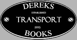 logo: Dereks Transport Books