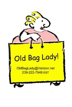 logo: Old Bag Lady Books