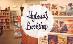 logo: Hylands Bookshop