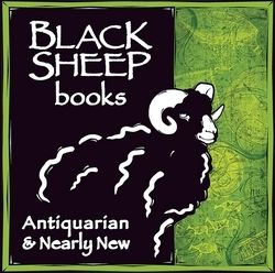logo: Black Sheep Books (IOBA)