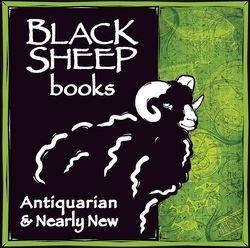 logo: Black Sheep Books (IOBA)
