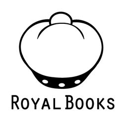 Royal Books, Inc. bookstore logo