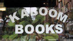 Kaboom Books store photo