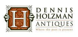 logo: Dennis Holzman Antiques