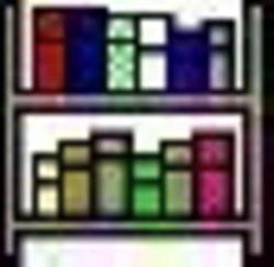logo: MY MOMS BOOKS