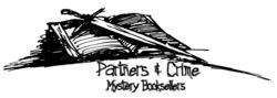 Partners & Crime Mystery Booksellers bookstore logo