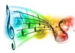logo: Music by the Score