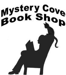 Mystery Cove Book Shop logo
