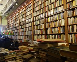 logo: William Chrisant & Sons' Old Florida Book Shop, ABAA, ILAB, FABA