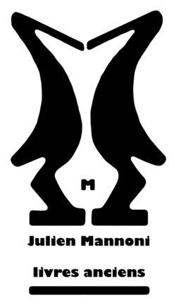 logo: Des livres autour (Julien Mannoni)